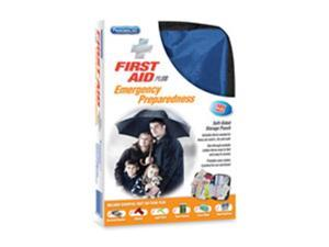 Acme United Corporation ACM90168 First Aid Kit- Portable- Soft Sided Case- 105 Pieces- White