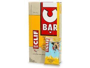 Clif Bars BG11590 Clif Bars Carrot Cake - 12x2.4OZ