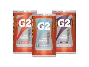 Quaker Foods QKR13167 Gatorade Powder Drink Mix, Grape