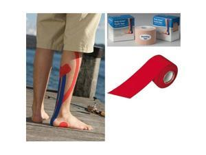 CMS KT215RD Kinesiology Tape  2  x 15ft Red
