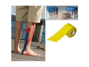 CMS KT215YLW Kinesiology Tape  2  x 15ft Yellow