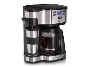 Hamilton Beach 49980Z B-S 2 Way Coffee Brewer
