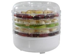 AmeriHome HS07566 5-Tray Electric Food Dehydrator