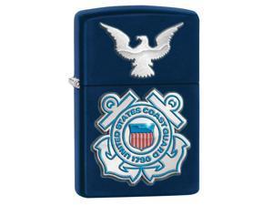 Zippo zippo28681 Zippo USCG Navy Matte Windproof Lighter