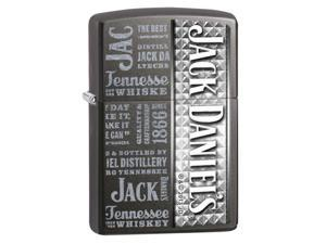 Zippo zippo28577 Zippo Jack Daniels Grey dusk Windproof Lighter