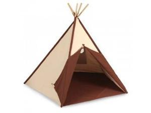 PACIFIC PLAY TENTS 39614 COTTON CANVAS TEE PEE 6 FT