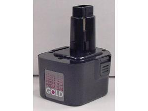Ultralast TOOL-9133 Replacement 12V Dewalt 2000mAh Power Tool Battery