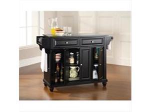 Crosley Furniture KF30004DBK Cambri