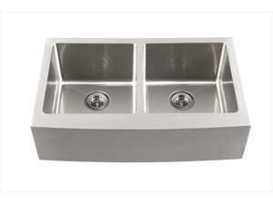 Schon SCAP505016 Undermount Stainless Steel Apron Front Kitchen Sink