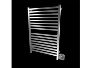 Amba Quadro Q 2842 B Quadro Towel Warmer in Brushed - 1009 BTUs