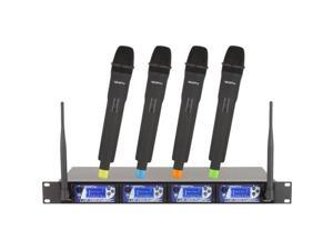 VOCOPRO UHF5900 PLL Wireless Microphone System with Frequency Scan