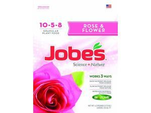 Easy Gardener Jobes Science Plus Nature Rose & Flower Plant Food 3.5 Pound 59436