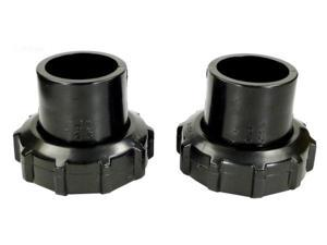 Hayward DE2400PAK2CS 2 In. Socket Coupling - For Tandem Hook Ups Set Of 2