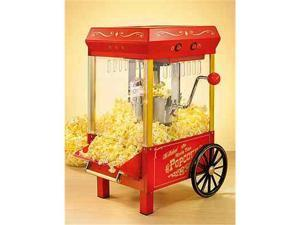 Nostalgia KPM508 RED Kettle Popcorn Maker