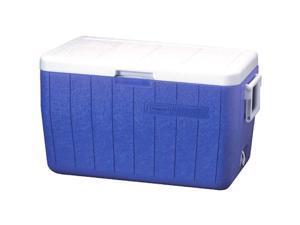 Coleman 765810 48 Quart Blue Personal Cooler