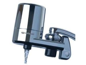 InstaPure INSTAPURE-F5-CHROME Chrome Faucet Mount Water Filter System