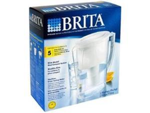 Brita BRITA-SLIM-PITCHER Slim Water Filter Pitcher 42629