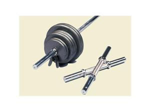 Troy Barbell RSS-110 USA Sports 110 lb. Standard Weight Set