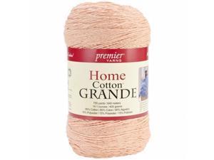 Home Cotton Grande Yarn-Solid-Peach