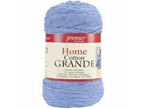 Home Cotton Grande Yarn-Solid-Cornflower