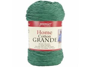 Home Cotton Grande Yarn-Solid-Christmas Green