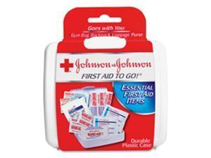Johnson Johnson 8295, Johnson 10 Piece Mini First Aid Kit, JOJ8295, JOJ 8295