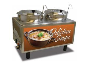 Benchmark USA 51072S Soup Station Warmer