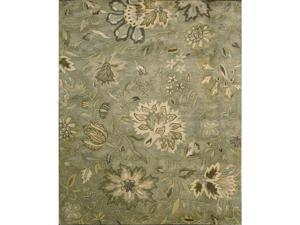 Nourison 11278 Jaipur Area Rug Collection Silver 8 ft 3 in. x 11 ft 6 in. Rectangle