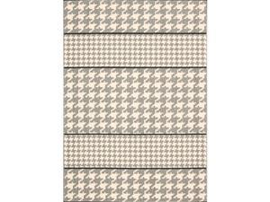 Joseph Abboud 15931 Joab7 Griffith Area Rug Collection Dove 3 ft 6 in. x 5 ft 6 in. Rectangle