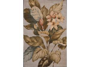 Nourison 81934 Tropics Area Rug Collection Beige 7 ft 6 in. x 9 ft 6 in. Rectangle