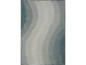 Joseph Abboud 14886 Joab6 Mulholland Area Rug Collection Aqua 3 ft 9 in. x 5 ft 9 in. Rectangle