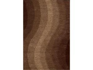 Joseph Abboud 14884 Joab6 Mulholland Area Rug Collection Chocolate 5 ft x 7 ft 6 in. Rectangle