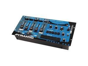 SOUND AROUND ELECTRONICS PM4800 Stereo Mixer W Sound Effect