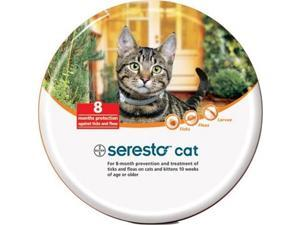Bayer-Seresto 724089579522 Cat Seresto Eight Month Collar