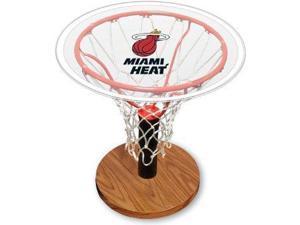 Spalding 30MIA Acrylic Table, Miami Heat