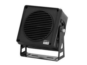 SPECO CBS240B 5 Watt 3.5 in. Waterproof Speaker - Black
