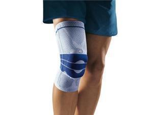 GenuTrain Active Knee Support Size 3  Titanium Gray