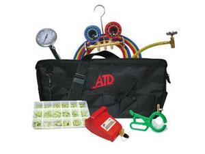 ATD Tools 90 A-C and Cooling Systems Bag Kit