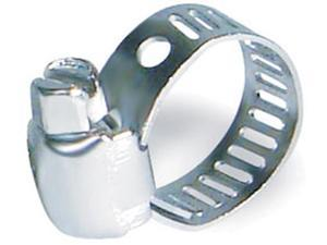 1/4 to 5/8 Adjustable Metal Hose Clamps - 4-Pack