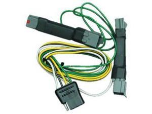118326 T-One Trailer Hitch Wiring Harness Crown Victoria Grand Marquis Mustang