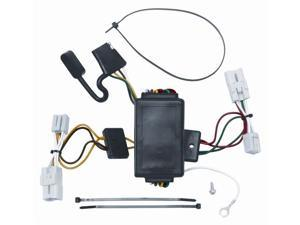 Tow Ready 118414 Wiring T-One Connector&#59; Circuit Protected Converter&#59; 3 Wire System&#59; Amp Rating 2.1&#59; 5&#59;