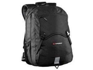 Caribee 506373BK Yukon 15.4'' Laptop Day Pack Black