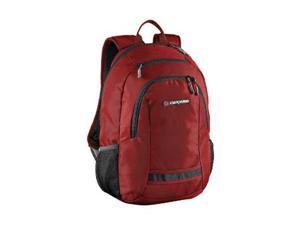 Caribee 506423RD Nile 15.4'' Laptop Day Pack Red