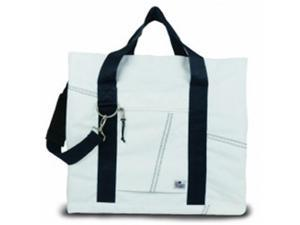 Sailor Bags 204-B XLarge Sailcloth Tote Bag with Triple Layers - Blue