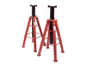 Sunex SU1410 10 Ton High Height Pin Type Jack Stands - Pair