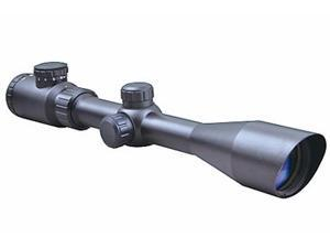 Trinity Force SR11S3940BET 3-9X40 Dual Illuminated Scope With Cut Sunshade - Mil-Dot