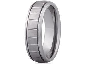 Doma Jewellery MAS03170-13 Tungsten Carbide Ring - Size 13