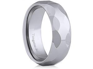 Doma Jewellery MAS03154-9 Tungsten Carbide Ring - Size 9
