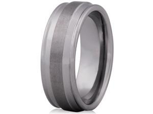 Doma Jewellery MAS03166-11 Tungsten Carbide Ring - Size 11