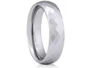 Doma Jewellery MAS03145-12 Tungsten Carbide Ring - Size 12